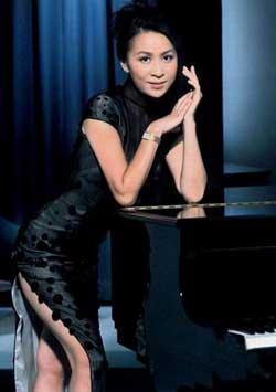 服装:『旗袍』美女明星大比拼