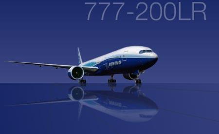 目前世界上航程最远的民用飞机