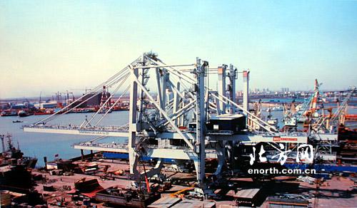 临港工业区围海造地14平方公里