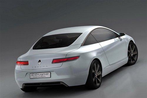 期待已久 雷诺Laguna Coupe概念车亮相