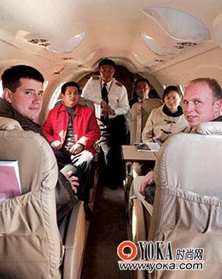 私人飞机拥有者裘德道
