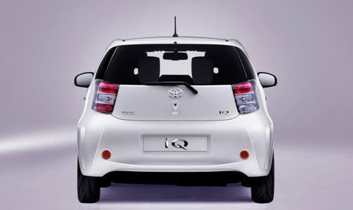 丰田iq微型车高清图片