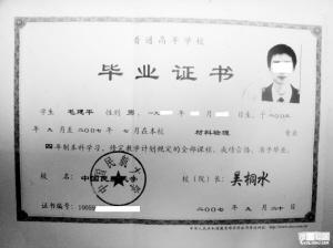 真上学真感受领证出事毕业证学位证为嘛是假毕业英语作文——高中月学习图片