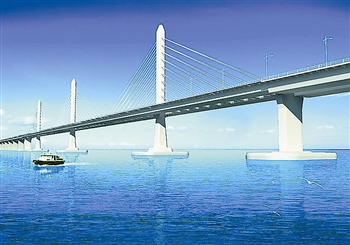 津人挑战世界级大桥 参与港珠澳大桥建设