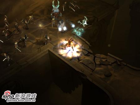 ...暗黑破坏神3》中这几乎是不可能的因为毕竟不是《暗黑破坏...