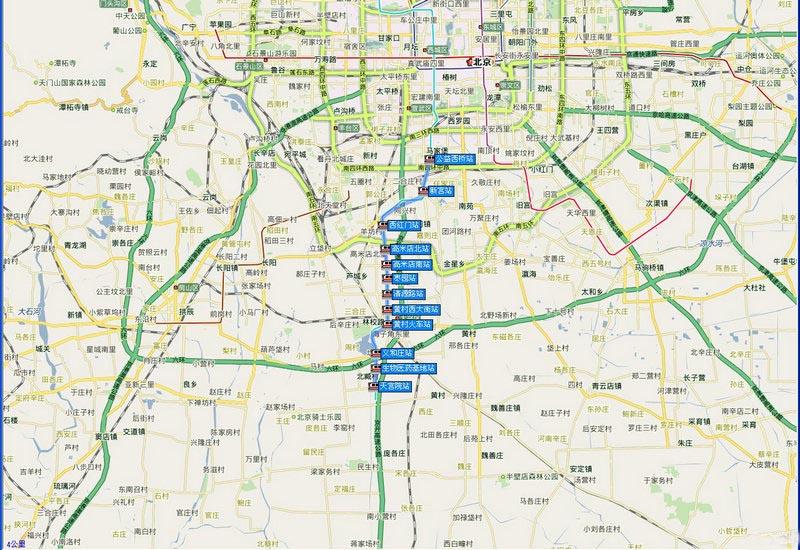 12月30日,北京5条地铁新线开门迎接乘客.这5条地铁线路包括房山图片