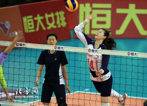 运动员位置作为中国队在亚洲最强劲的对手