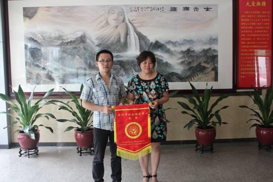 深圳金大福举办庆六一儿童节送温暖活动