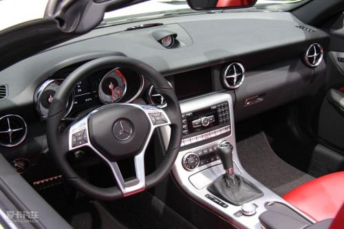 售60.8 93.8万 奔驰新一代slk正式上市高清图片