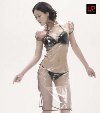 女星大胆丁字裤造型谁最诱惑(图)-女星,大胆,丁