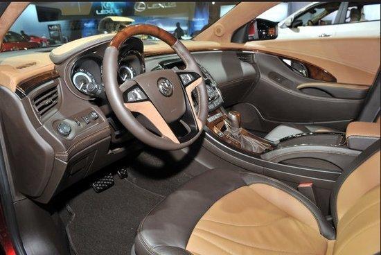 别克君越gl概念车正式发布 设计更豪华高清图片