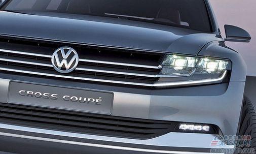 大众汽车将发布小型SUV 或面向中国市场图片
