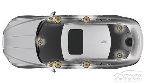 声音效果.除顶级豪华车型xj外,捷豹旗下的xf、xk也均采用高清图片