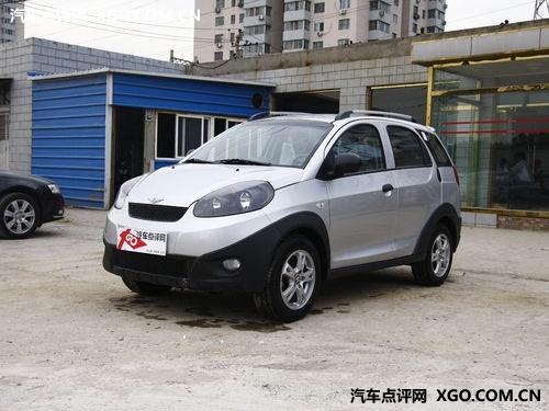瑞麒x1购车现金让利7000元 城市迷你suv高清图片