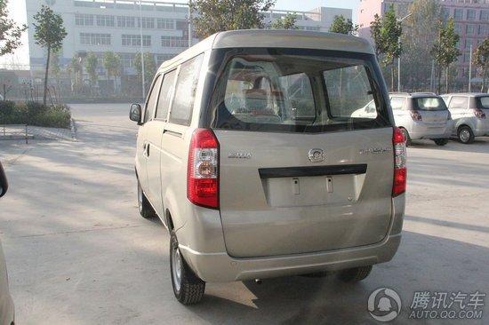 2009款 福仕达1.0mt 标准型 空调版高清图片