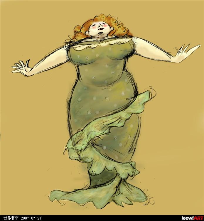 找瘦情人 胖女人有富贵相图 胖女人 性生活