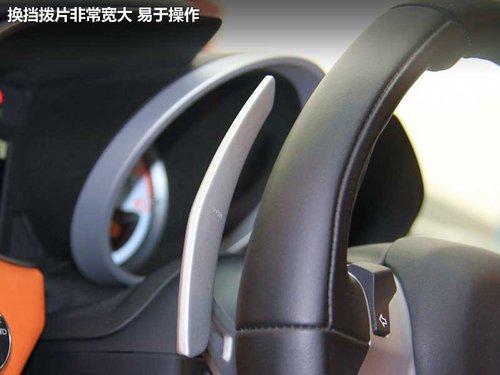 实用的性能机器 试驾法拉利ff四座跑车高清图片