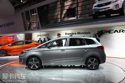 起亚旗舰车型k9的入华计划,起亚k9   新一代佳乐采用了全新的高清图片
