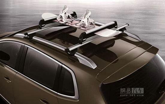 广州车展发布 东风标致3008官方图曝光高清图片