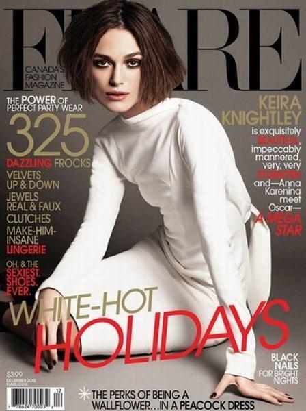 ,看看谁是最佳美妆杂志封面.-性感超模PK萌妹子 谁是最美封面图片