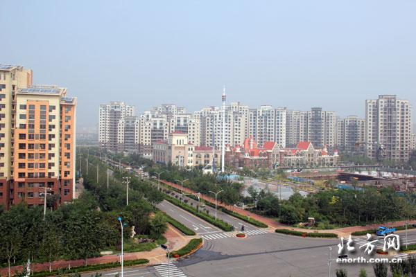中新天津生态城5年累计吸引1000家企业落户 图高清图片
