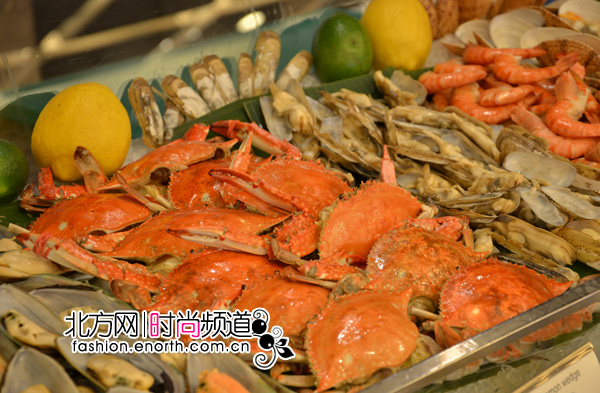 天津天诚丽笙世嘉酒店海鲜盛宴周末自助餐