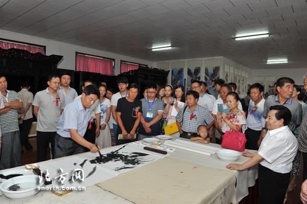 ...16人天津市书法家协会会员68人县级书协会员369人有一定创