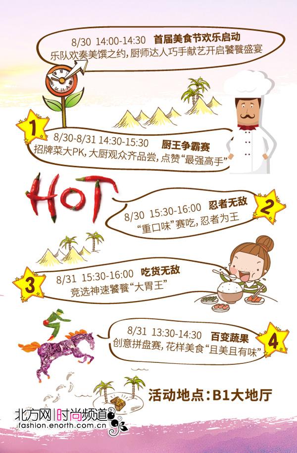 天津银河首届购物中心美食美食节抢『鲜』来袭做重生国际女尊图片