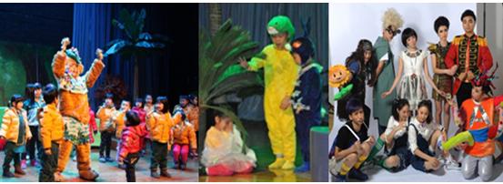 戏剧培训_羽翼天成少儿教育戏剧培训性格培养的选择