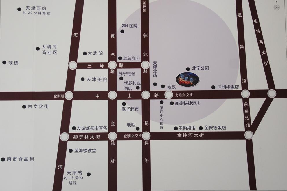 双地铁精装低密社区 富贾花园 高清图片