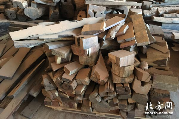 红木文化产业园传承