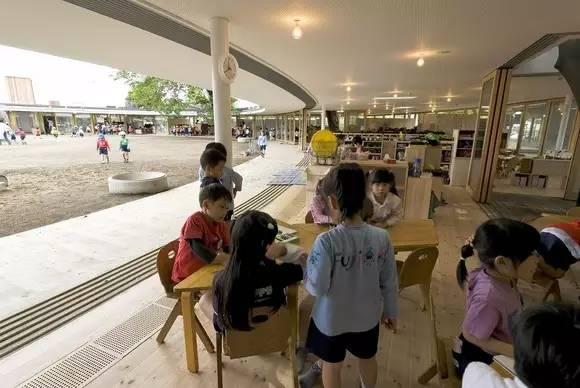 你看看日本富士幼儿园