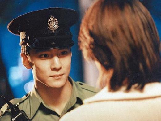 穿军装最帅气的男星 陈伟霆才第四