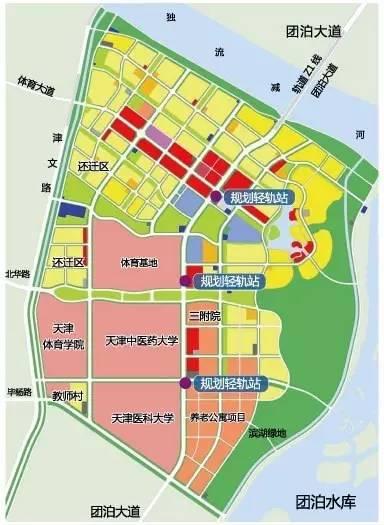 天津滨海职业学院地图