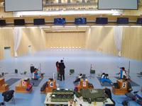 天津團泊體育中心射擊館