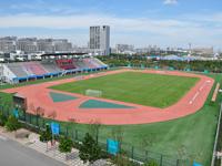 天津城建大學足球場