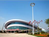 天津市東麗區體育運動中心體育館