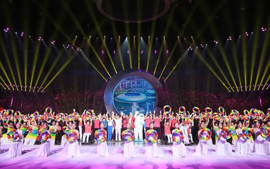 全國第十屆殘運會暨第七屆特奧會在津圓滿落幕