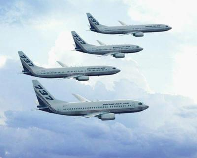 波音737系列飞机简介-波音